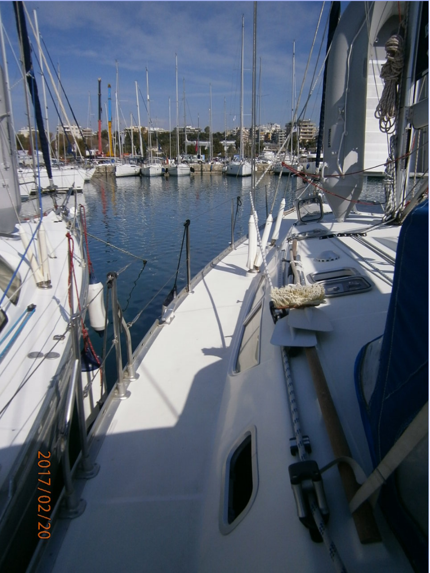 Sun Odyssey 45.2 (Eugenia)  - 3