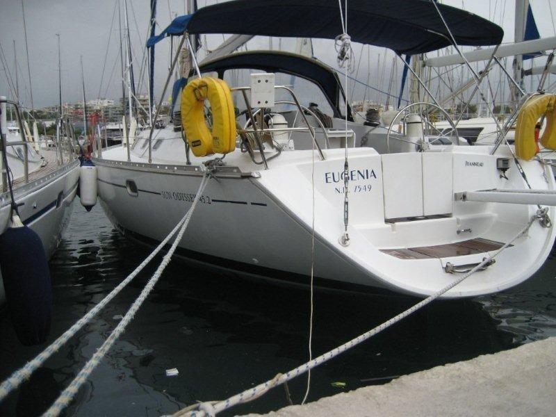 Sun Odyssey 45.2 (Eugenia)  - 5