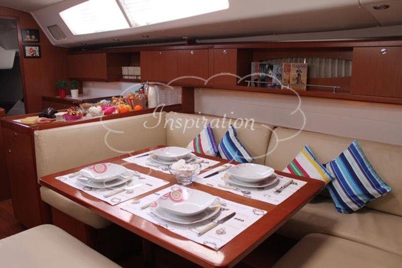 Oceanis 54 - 4 cab. (Inspiration (Air conditioned))  - 7