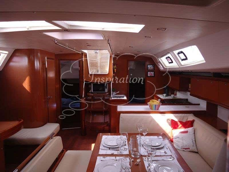 Oceanis 54 - 4 cab. (Inspiration (Air conditioned))  - 8