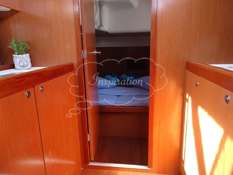 Oceanis 54 - 4 cab. (Inspiration (Air conditioned))  - 9