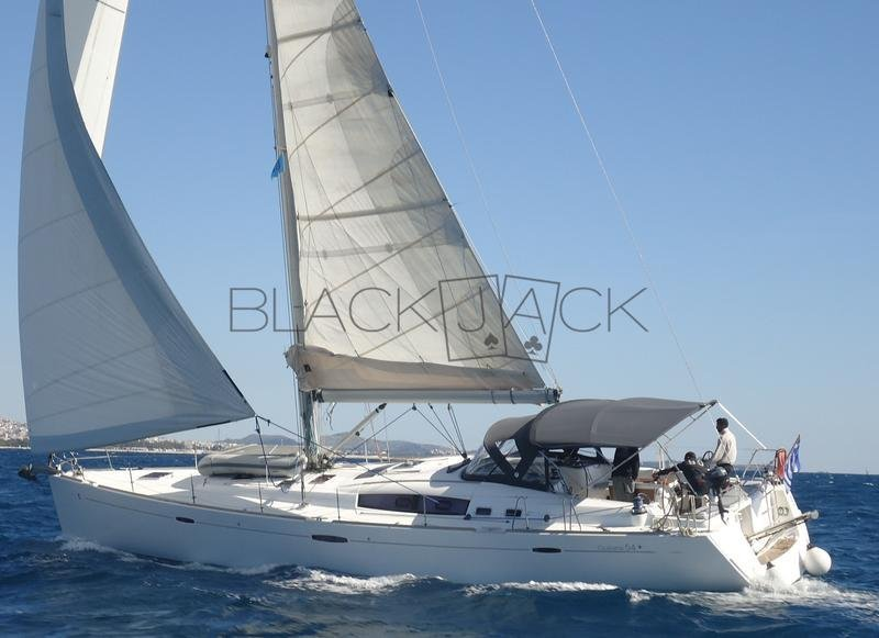 Oceanis 54 - 4 cab. (Blackjack (Air conditioned))  - 3