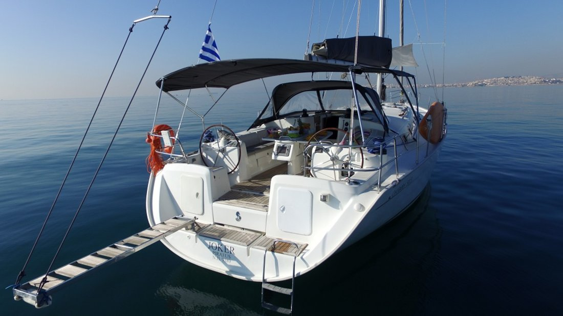 Cyclades 50.5 - 5 + 1 cab. (Joker (Air conditioned))  - 1