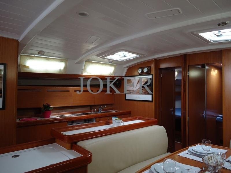 Cyclades 50.5 - 5 + 1 cab. (Joker (Air conditioned))  - 5