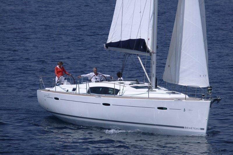 Oceanis 43 (Seven Seas)  - 0