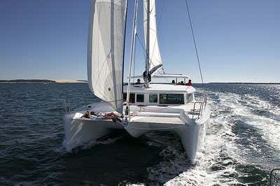 Lagoon 420 - 4 + 1 cab. (Free Seas I)  - 3