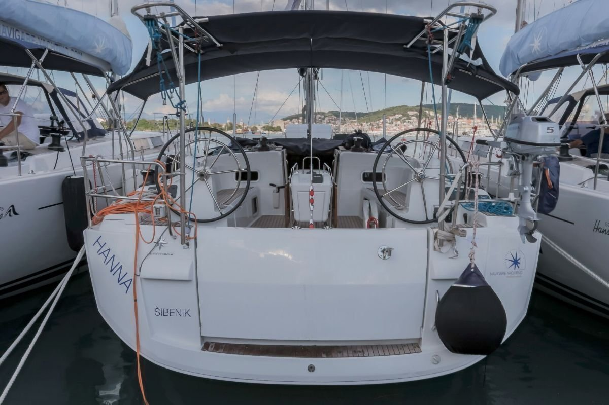 Sun Odyssey 509 - 4 cab. (Hanna)  - 0