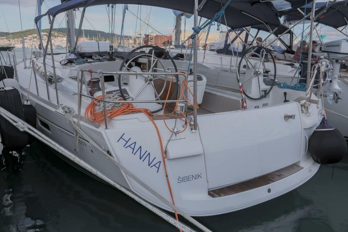 Sun Odyssey 509 - 4 cab. (Hanna)  - 2
