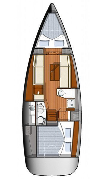 Sun Odyssey 33i (Safina)  - 1