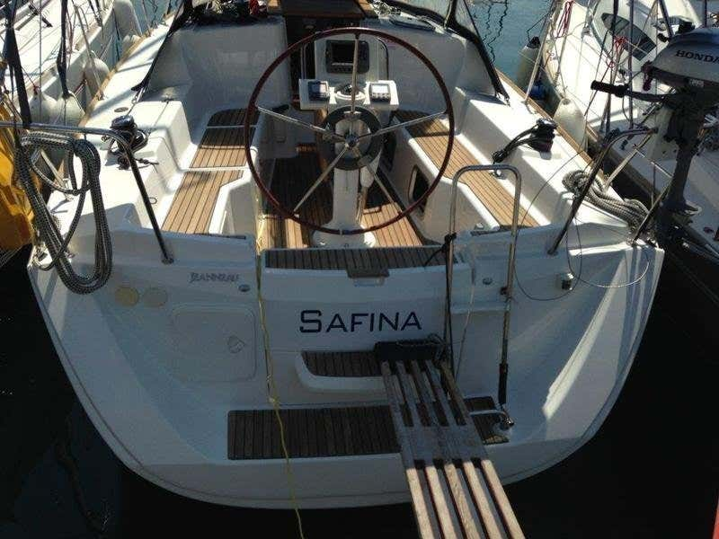 Sun Odyssey 33i (Safina)  - 0