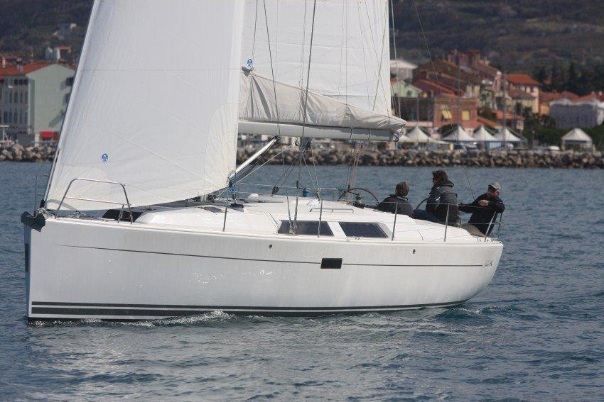 Hanse 400 (Calypso)  - 0