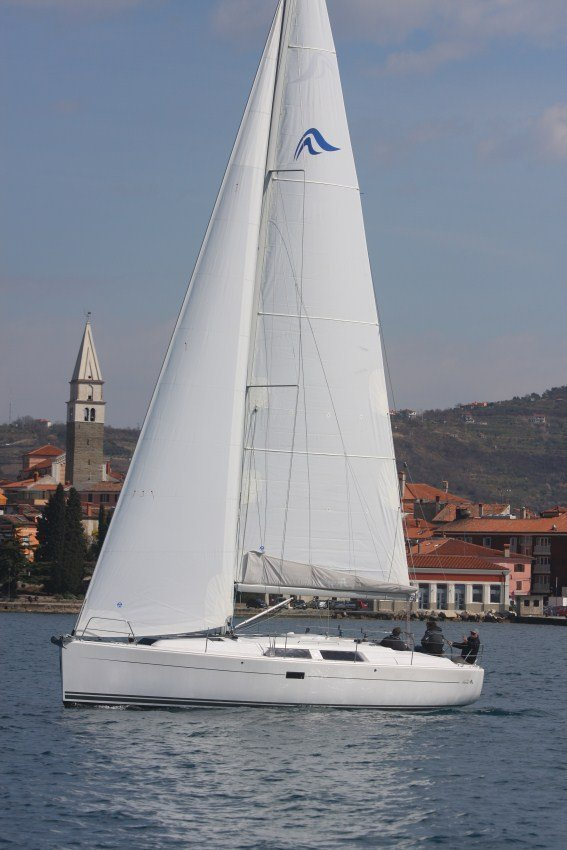 Hanse 400 (Calypso)  - 2