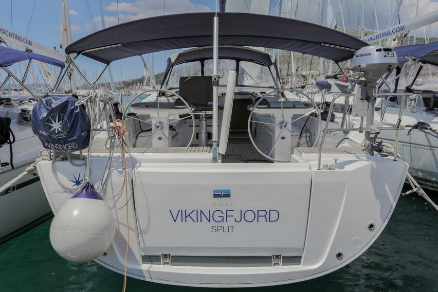 Bavaria 46 Vision (Vikingfjord)  - 2