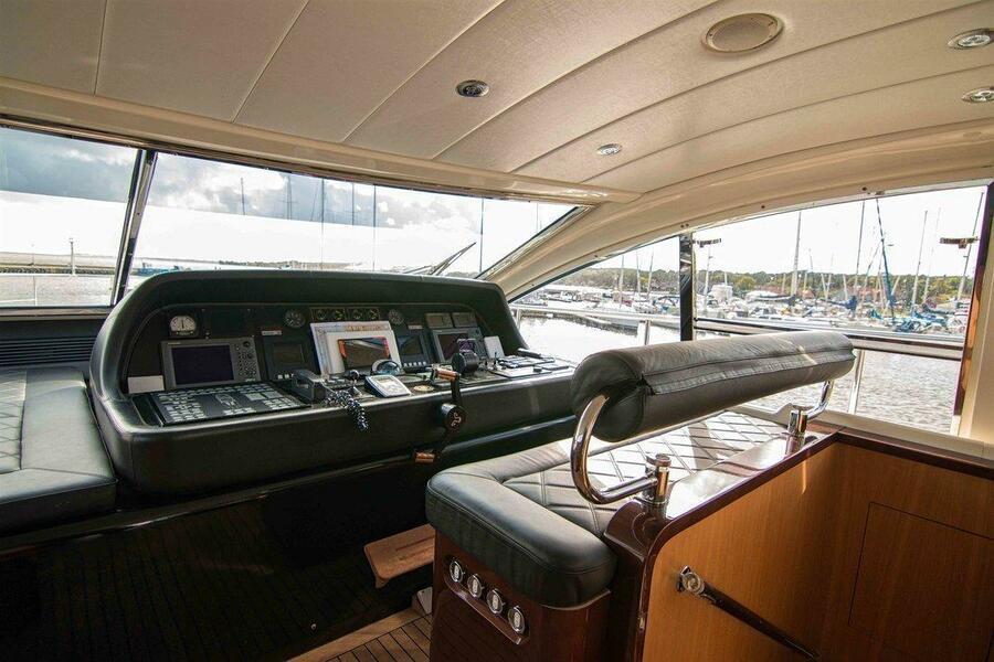Leopard 24 (Leopard Forum 24 rent in Baltic sea)  - 7