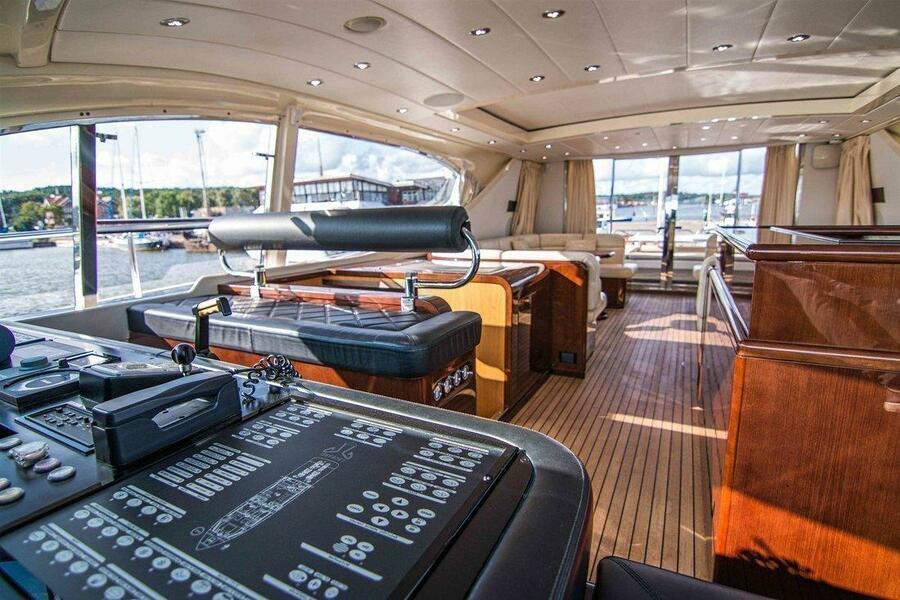 Leopard 24 (Leopard Forum 24 rent in Baltic sea)  - 9