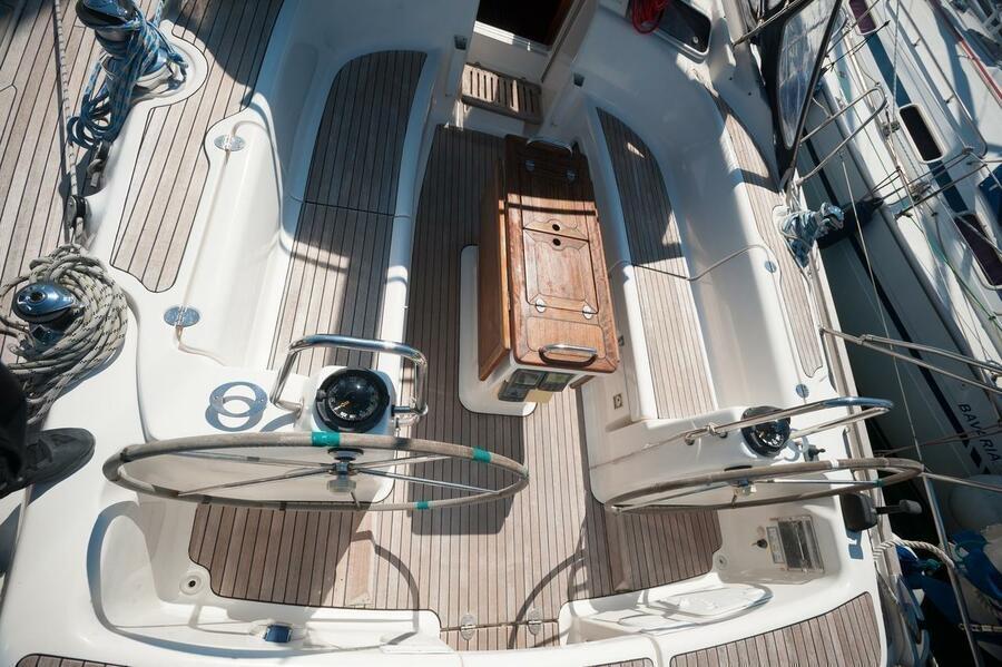 Bavaria 50 Cruiser (Jo Mistral)  - 8