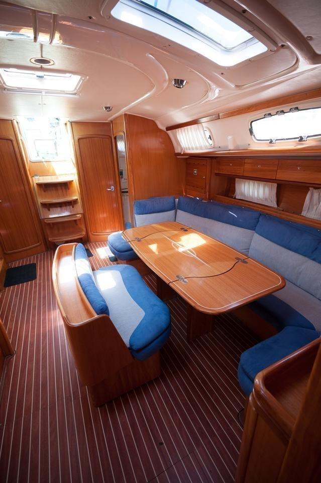 Bavaria 50 Cruiser (Jo Mistral)  - 12