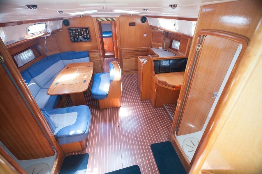 Bavaria 50 Cruiser (Jo Mistral)  - 13