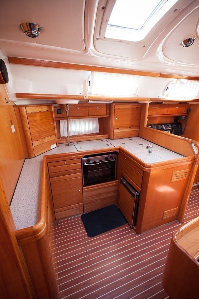 Bavaria 50 Cruiser (Jo Mistral)  - 15