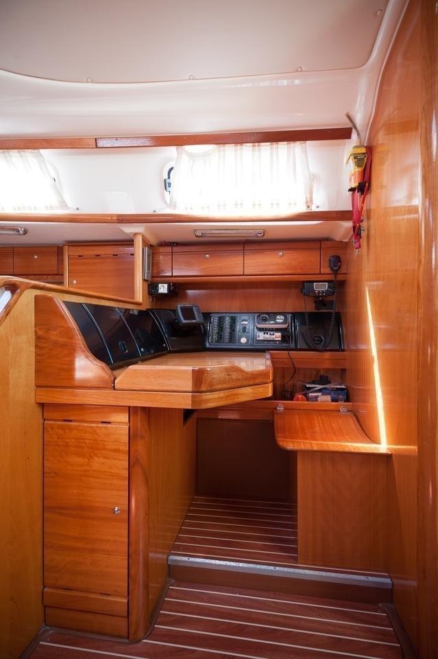 Bavaria 50 Cruiser (Jo Mistral)  - 16