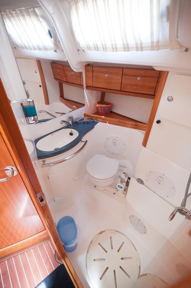 Bavaria 50 Cruiser (Jo Mistral)  - 23