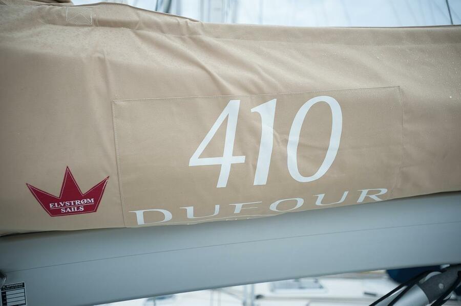 Dufour 410 GL (Anemos)  - 9