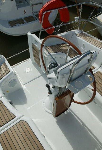 Oceanis Clipper 373 (Liberte)  - 6