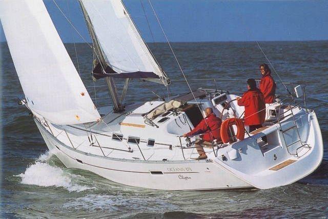 Oceanis Clipper 373 (Liberte)  - 7