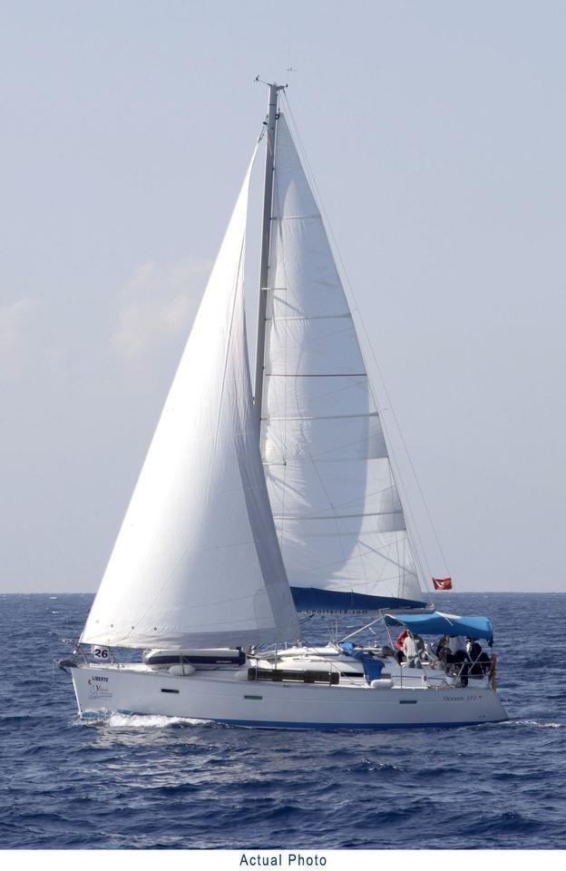 Oceanis Clipper 373 (Liberte)  - 8
