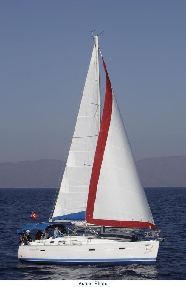 Oceanis Clipper 373 (Liberte)  - 9