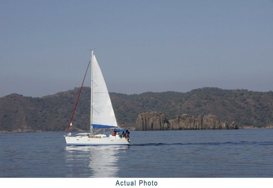 Oceanis Clipper 373 (Liberte)  - 10