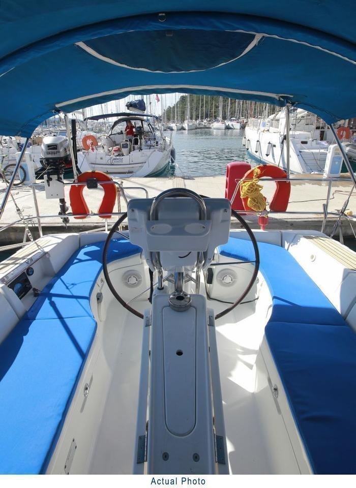 Oceanis Clipper 373 (Liberte)  - 14