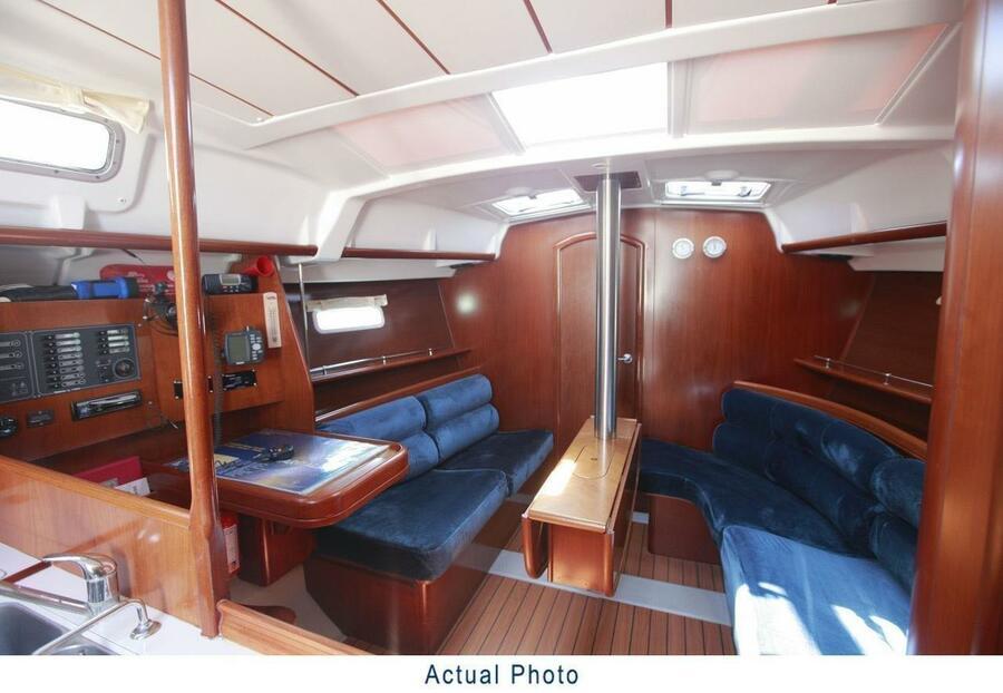 Oceanis Clipper 373 (Liberte)  - 15