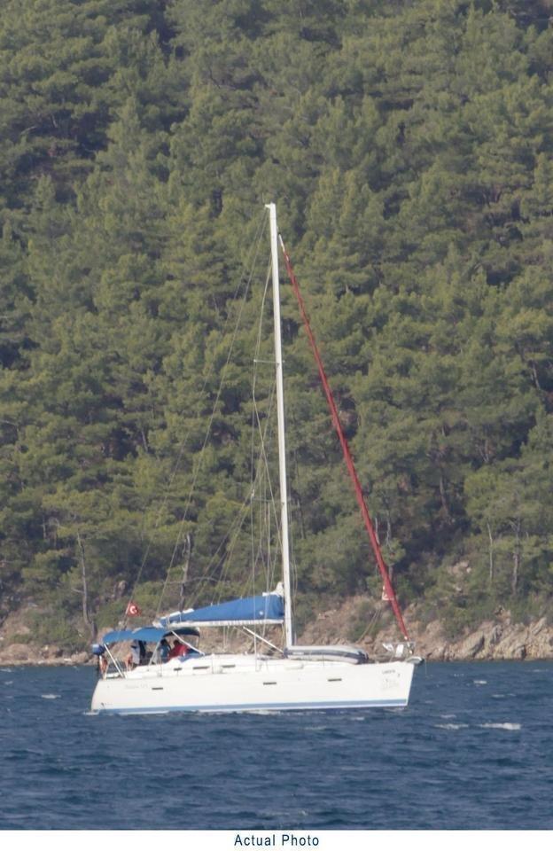 Oceanis Clipper 373 (Liberte)  - 23