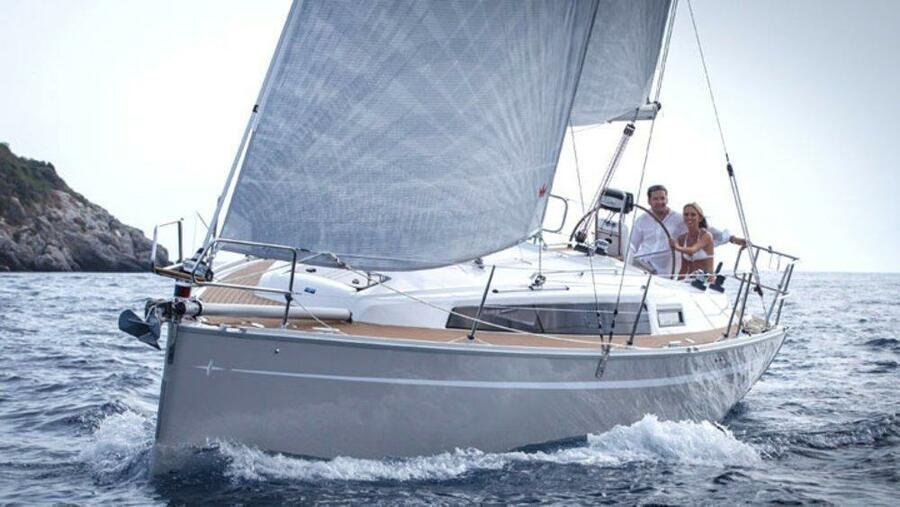 Bavaria Cruiser 33 (Chilli)  - 6