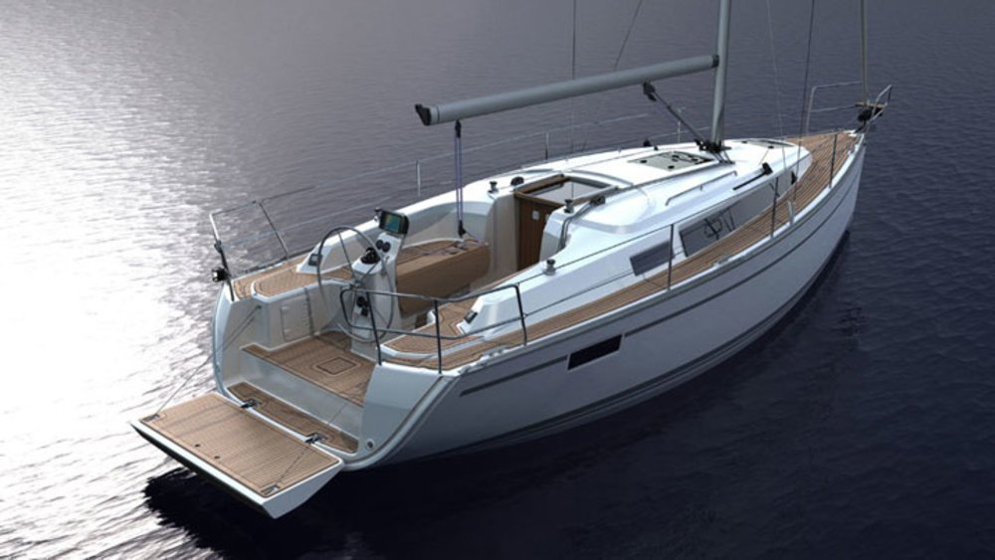 Bavaria Cruiser 33 (Chilli)  - 8