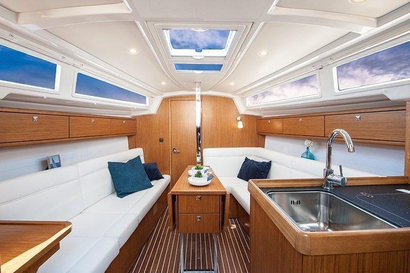 Bavaria Cruiser 33 (Chilli)  - 11