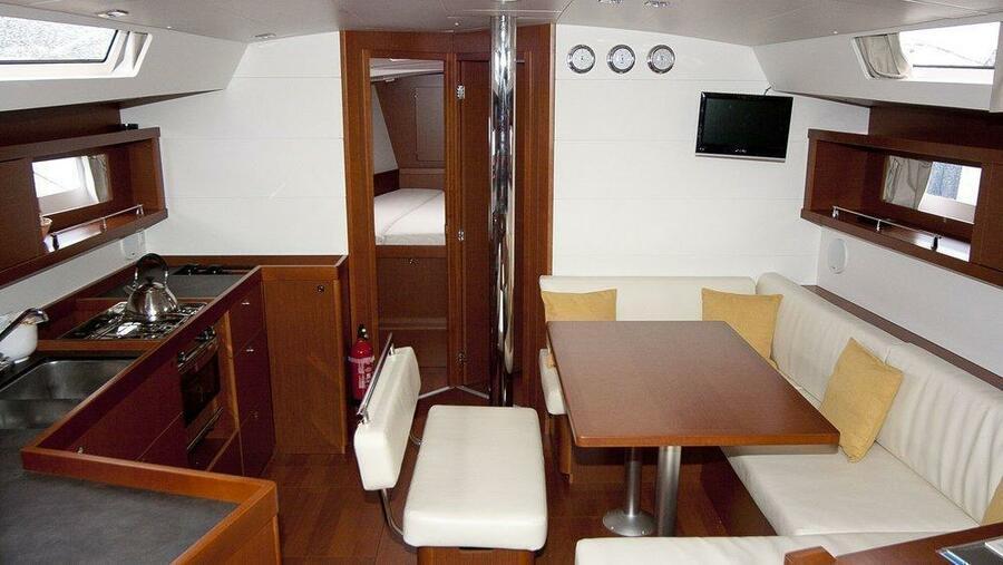 Oceanis 45 - 4 cab. (Kiki)  - 9