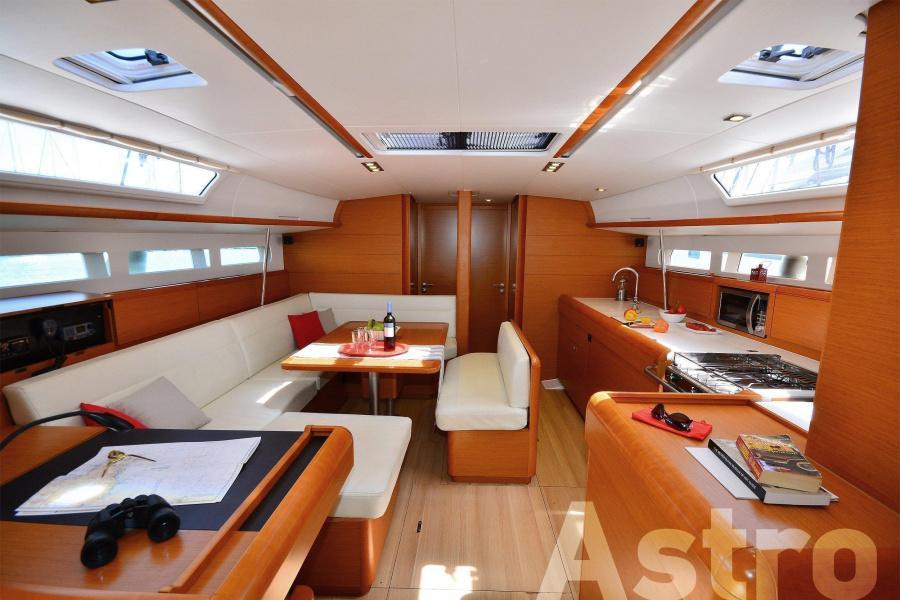 Sun Odyssey 509 - 5 cab. (Astro)  - 20