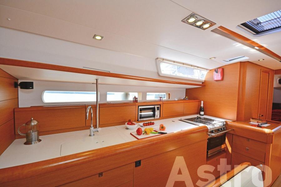 Sun Odyssey 509 - 5 cab. (Astro)  - 21