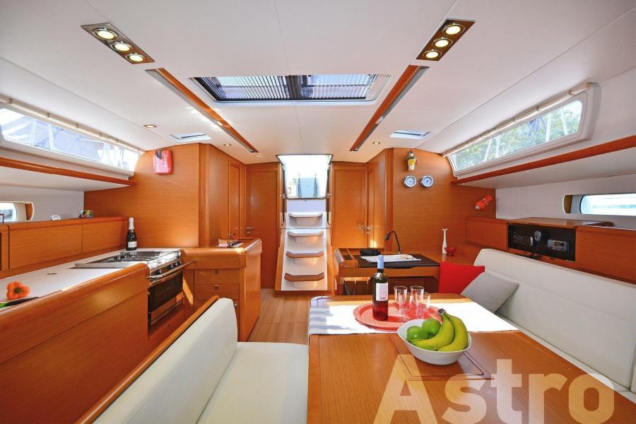 Sun Odyssey 509 - 5 cab. (Astro)  - 22
