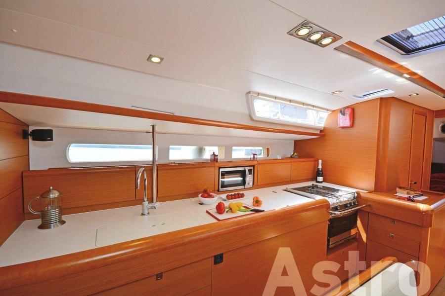 Sun Odyssey 509 - 5 cab. (Astro)  - 10