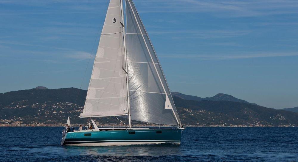 Oceanis 48 - 5 cab. (Bordeaux)  - 6