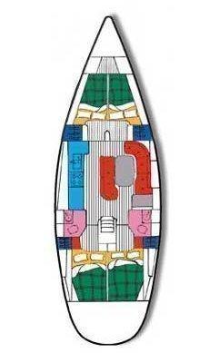 Oceanis Clipper 461 (Rose Runner)  - 1