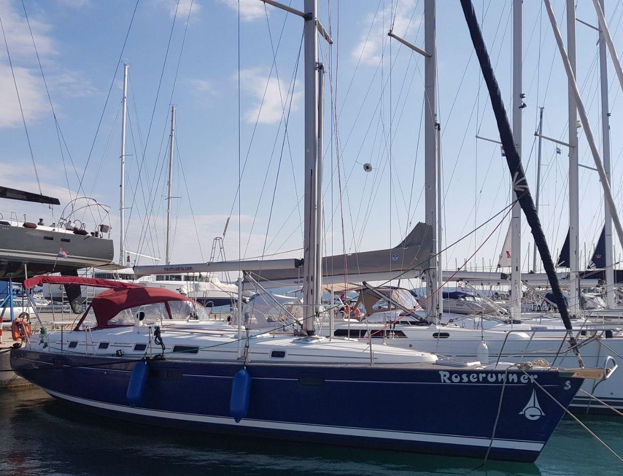 Oceanis Clipper 461 (Rose Runner)  - 0