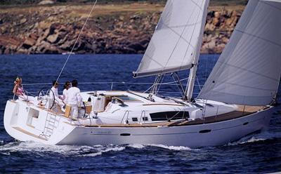 Oceanis Clipper 461 (Rose Runner)  - 3
