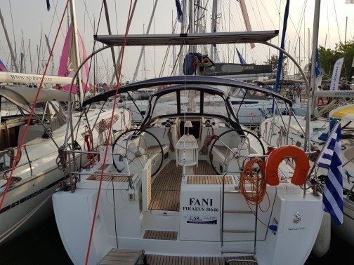 Oceanis 46 - 4 cab. (Fani)  - 0