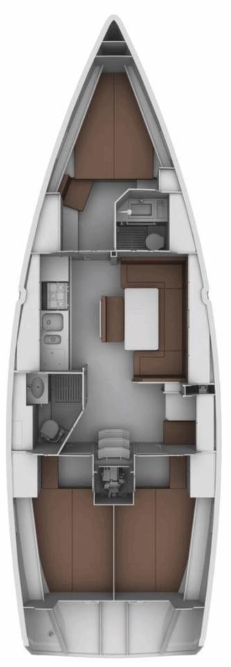 Bavaria Cruiser 40 (Poseidonia)  - 1