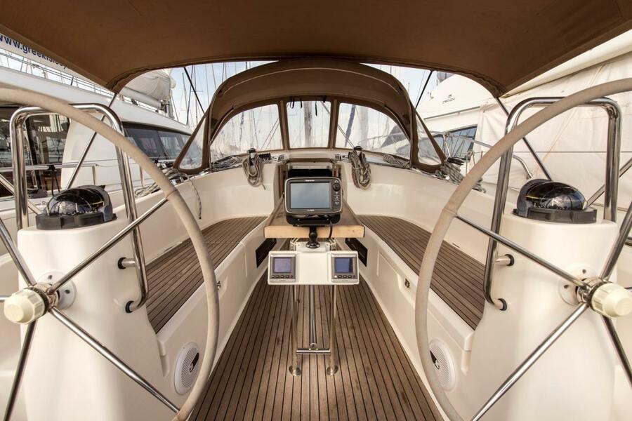 Bavaria Cruiser 40 (Poseidonia)  - 5