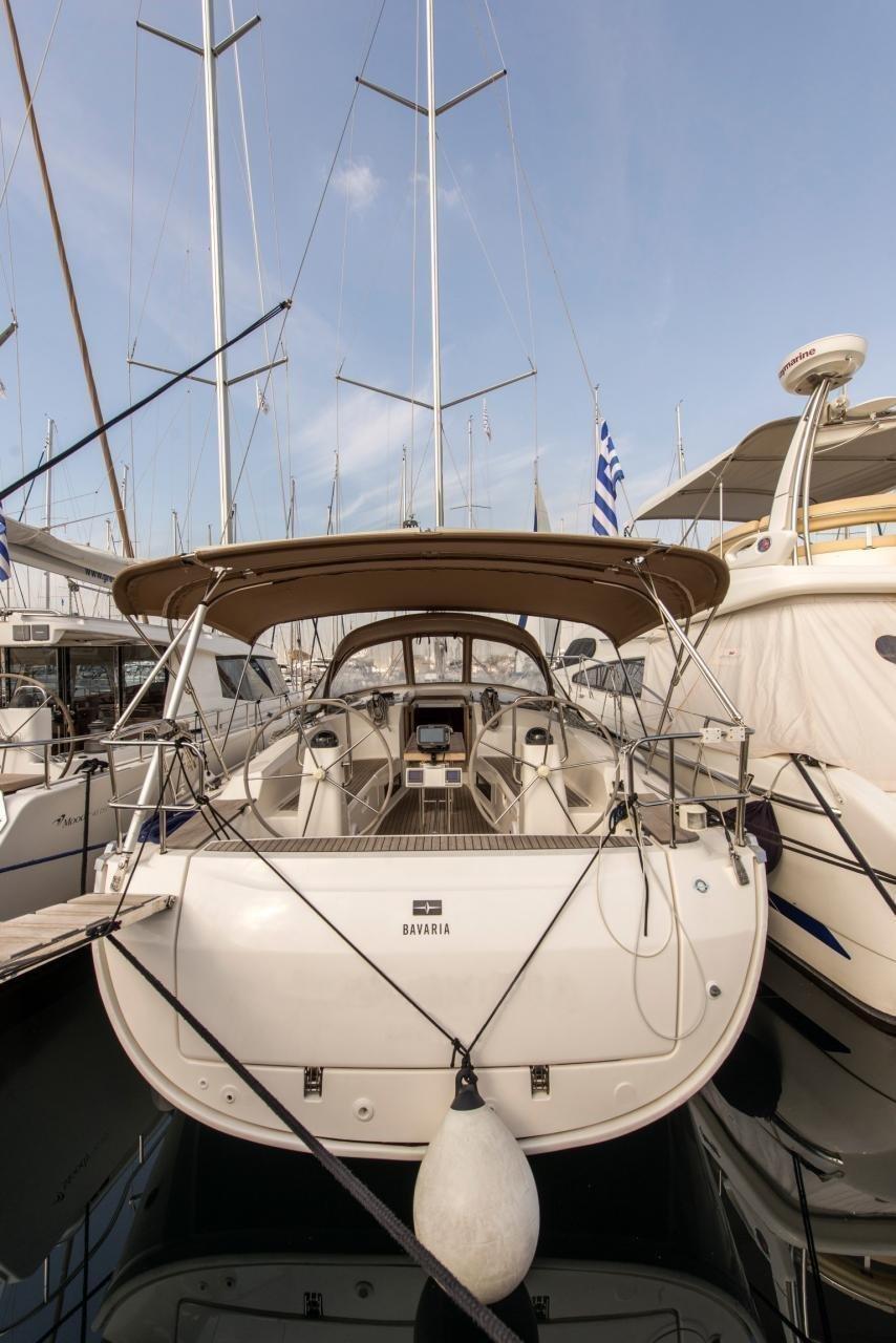 Bavaria Cruiser 40 (Poseidonia)  - 6